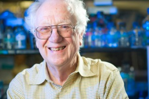 Nobel Laureate Dr. Oliver Smithies of UNC-CH
