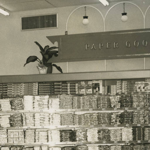 Piggly Wiggly paper goods aisle.jpg