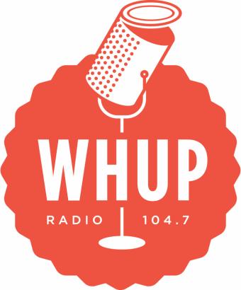 WHUP logo